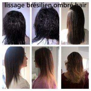 ombre hair-agde-coiffeuse domicile agde-lissage bresilien coiffeur agde