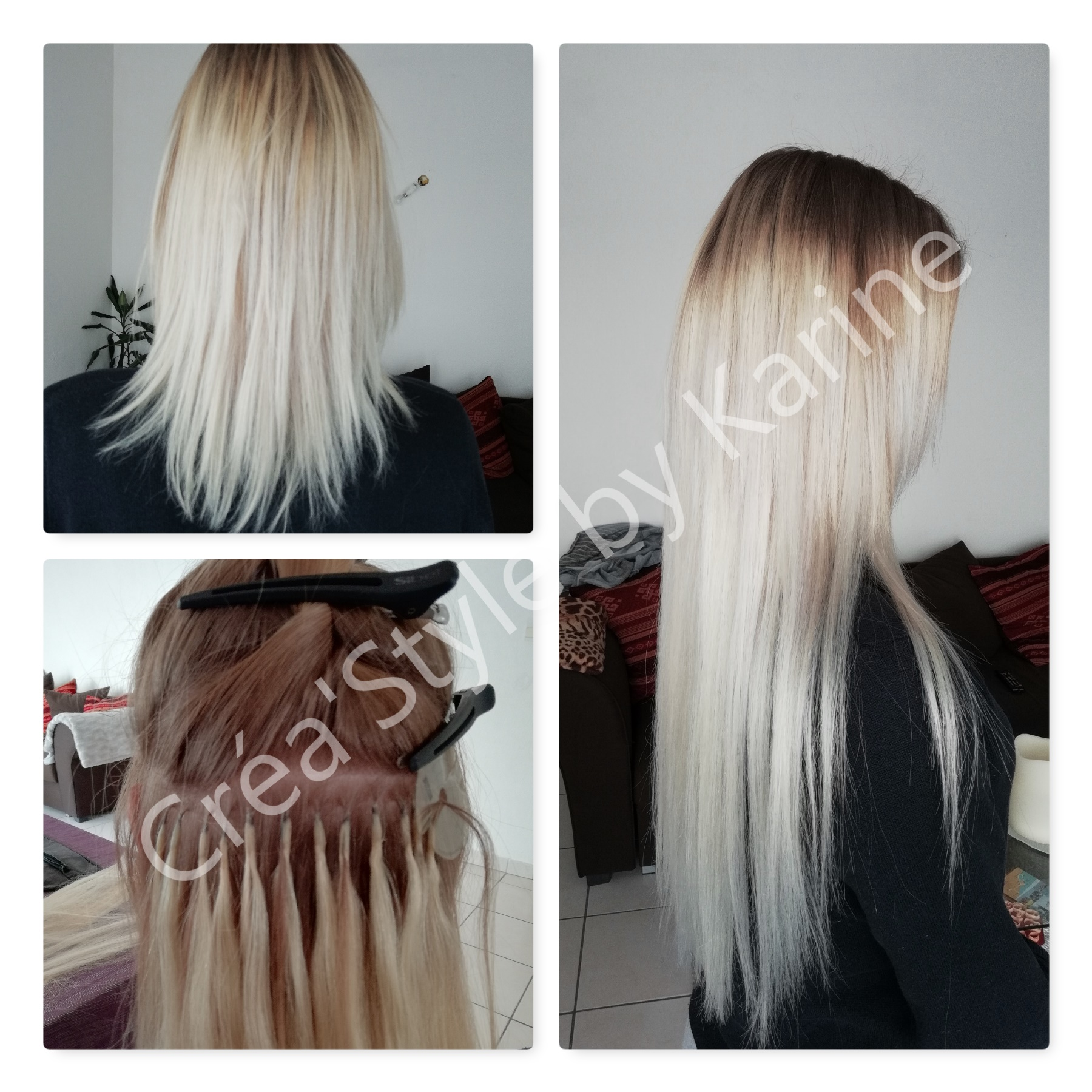 extensions - agde - coiffure domicile -