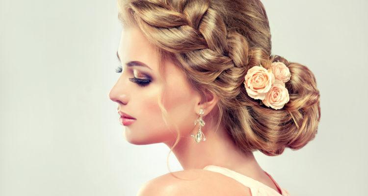 coiffure mariée - agde - chignon mariage - coiffure mariage cérémonie - invitée mariage