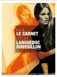 Couverture Carnet Beauté Languedoc Roussillon